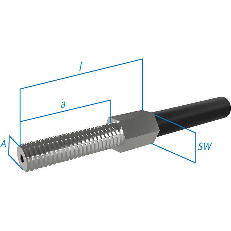 Adjustment screws